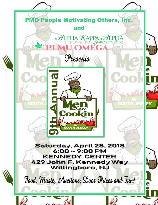 Men Are Cookin' in South Jersey 2018