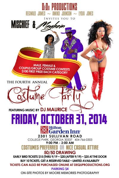 Costume Party 2014
