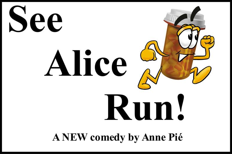 See Alice Run! World Premiere at All An Act Theatre