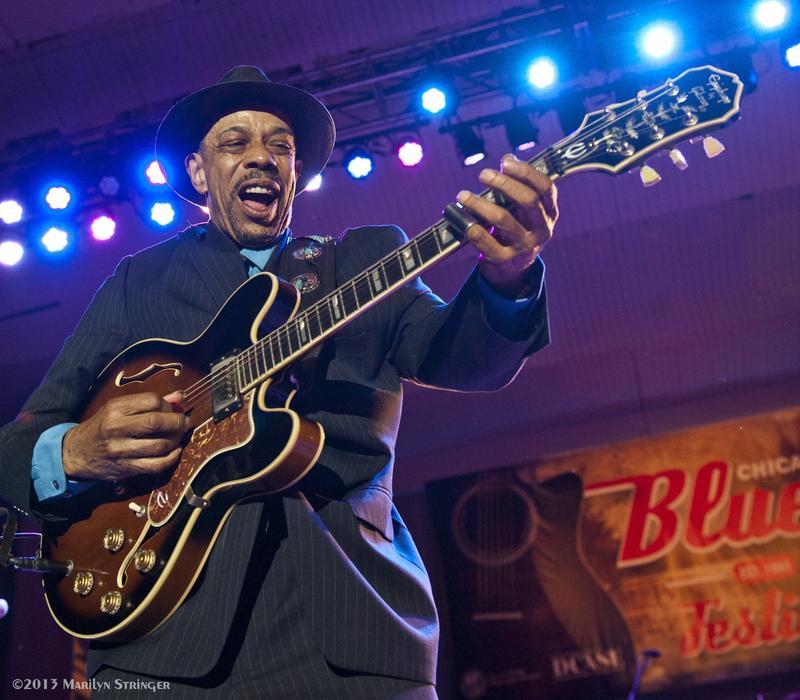 Chapel Concert:  John Primer & The Real Deal Blues Band