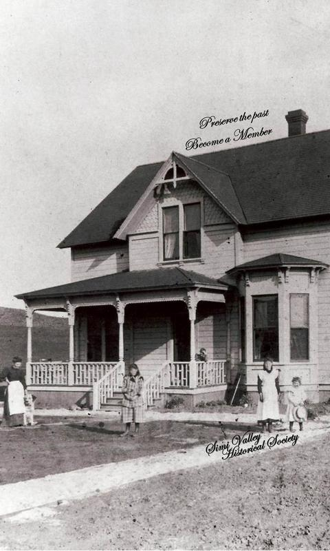 Simi Valley Historical Society - 2017 Membership