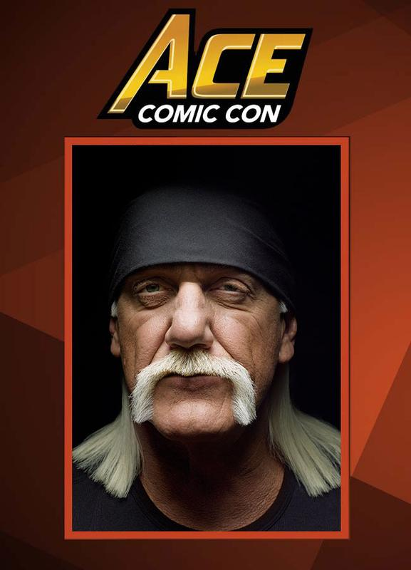 Hulk Hogan VIP @ ACE Comic Con ARIZONA 2017