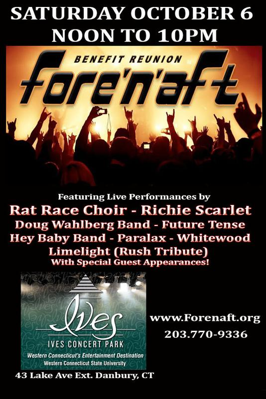 Fore'N'Aft Reunion