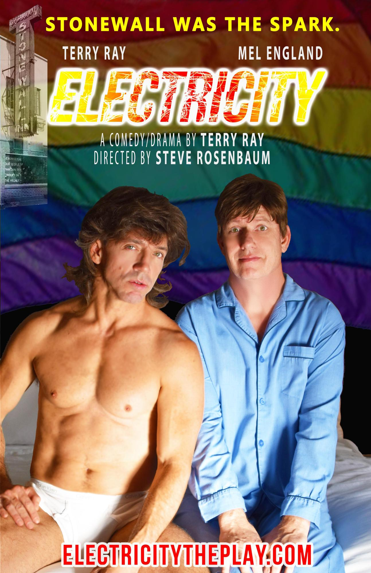 ELECTRICITY | Terry Ray & Mel England | Feb 25