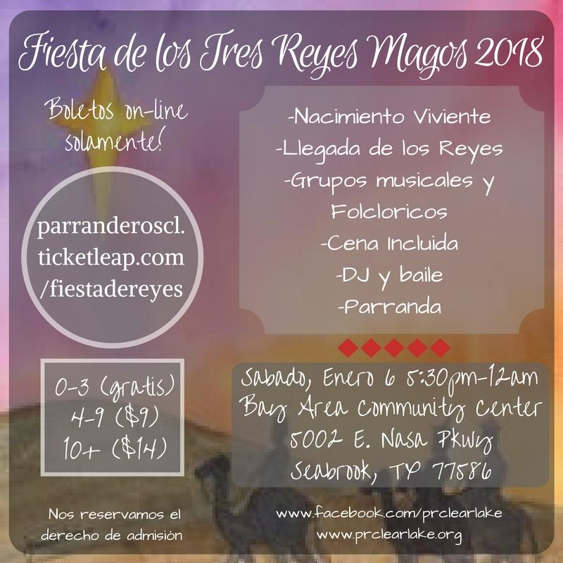 Fiesta de Tres Reyes 2018