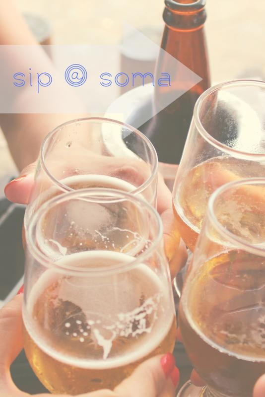 sip @ soma featuring Free Will Brewing Co.