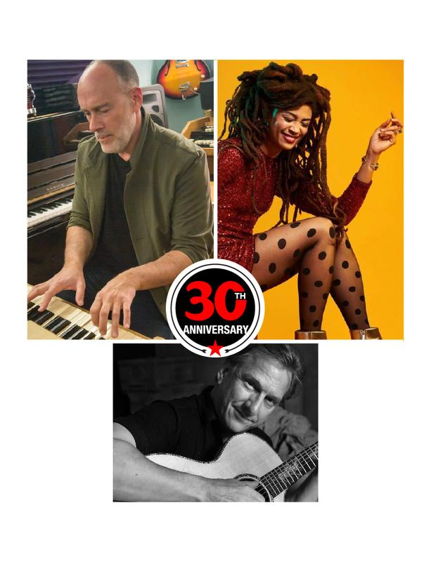 Outpost in the Burbs 30th Anniversary Concert Featuring Marc Cohn and Valerie June