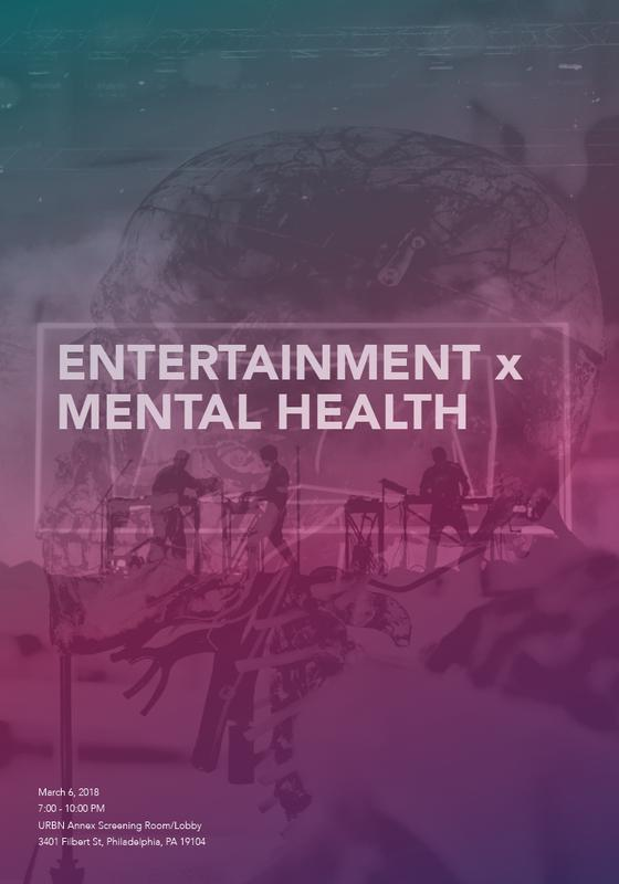 Entertainment x Mental Health: A Speaker Event