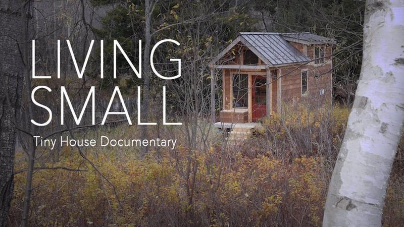 "JULY GREEN SCREENING ""Living Small"""