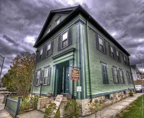 Lizzie Borden ghost hunt with Chris Sanders Sept 15th