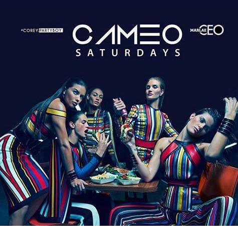 Saturday Cameo Nightclub VIP Party Bus Package