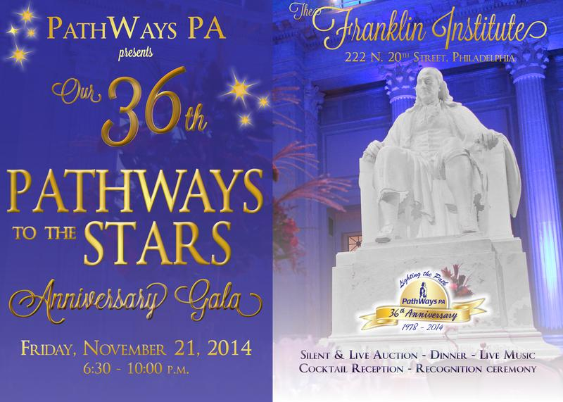"36th Anniversary ""PathWays to the Stars"" Gala"