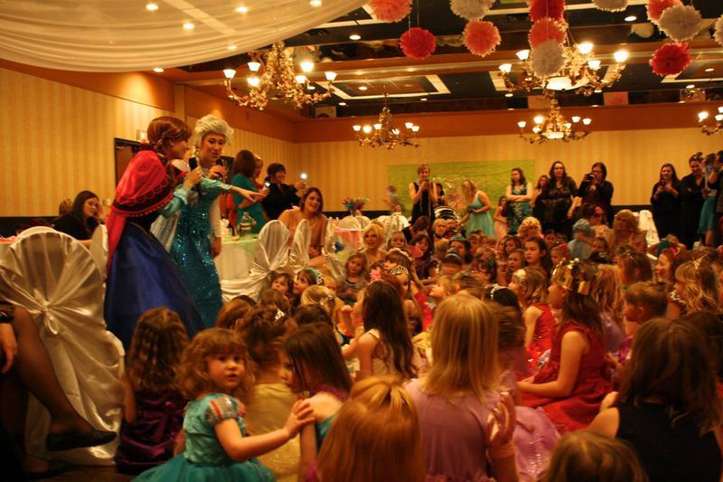 Enchanted Events & Design Presents The Annual Royal Princess Gala