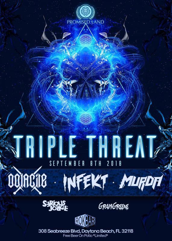 Triple Threat Tour W/ Oolacile, INFEKT, MurDa