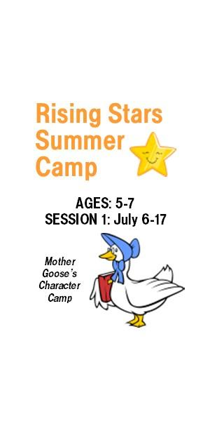 Rising Stars - Session 1 (ages 5-7)