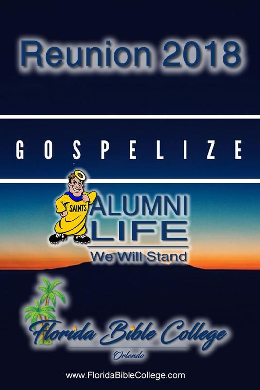 Florida Bible College Alumni Life Reunion