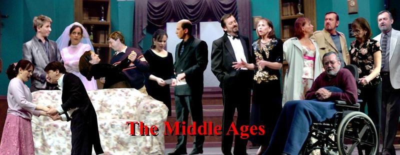 """The Middle Ages"" by A.R. Gurney at All An Act Theatre"