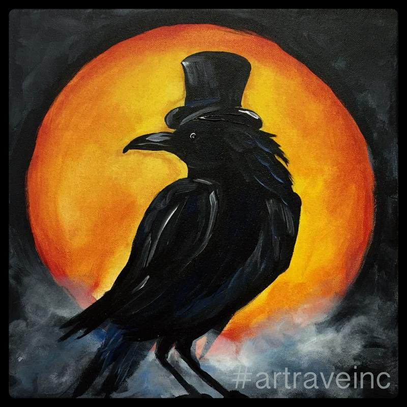 Mr. Raven - Middy Mags