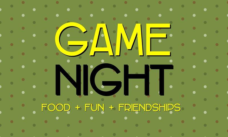 Game Night 10.31