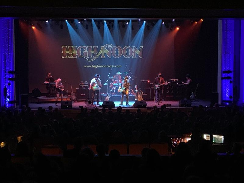 Southern Rock  with High Noon at ToM