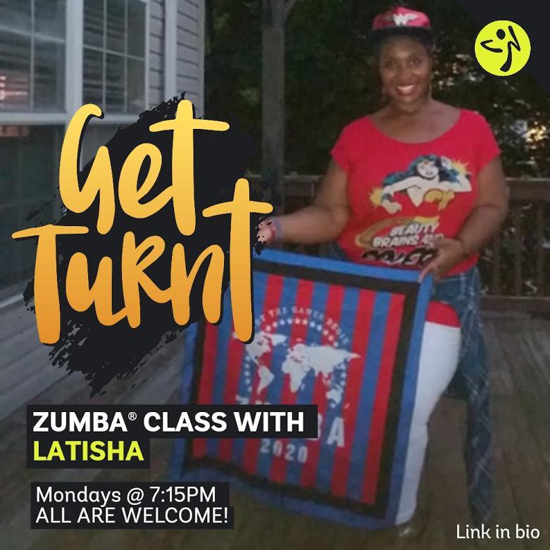 July 6 Zumba Class