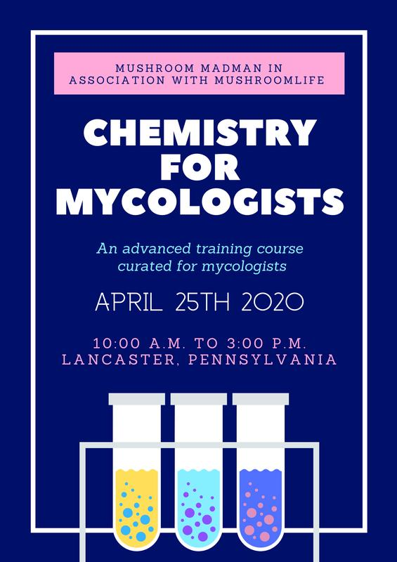 Chemistry for Mycologists
