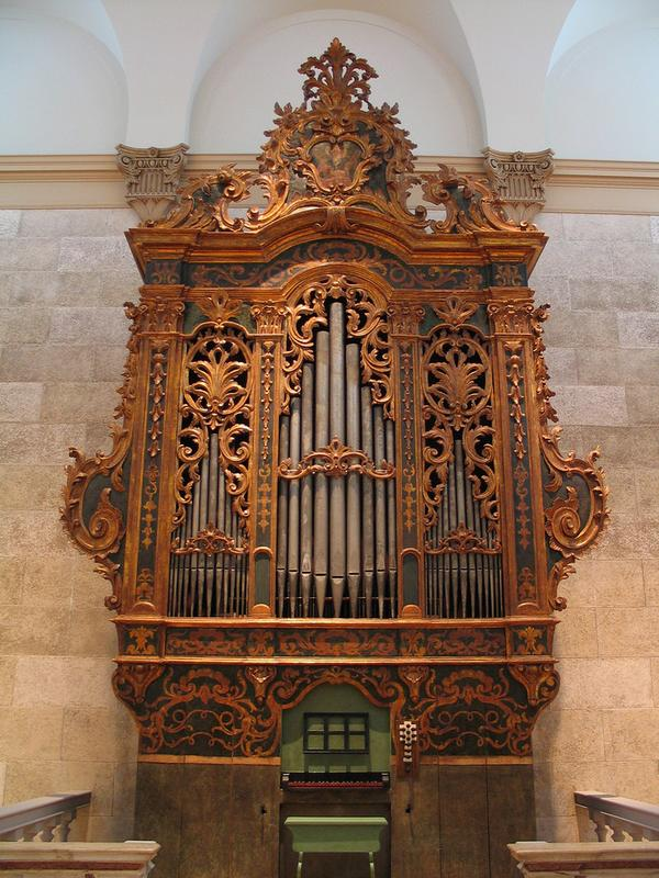 Edoardo Bellotti, organ and harpsichord