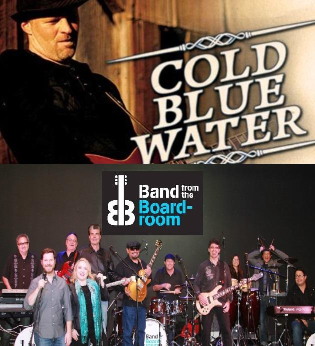 Cold Blue Water and Band from the Boardroom 3-14-2014 ABC