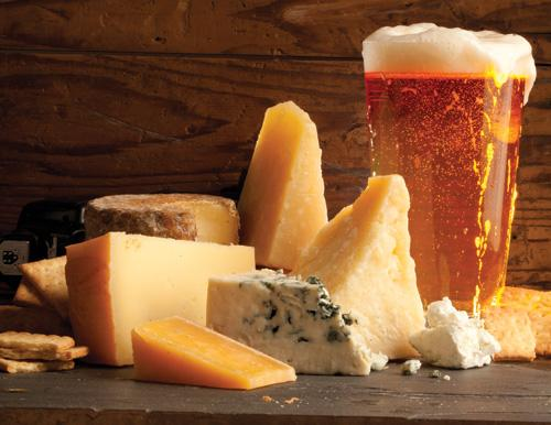 Beer & Cheese with Barrier Brewing and Murray's Cheese Shop in NYC