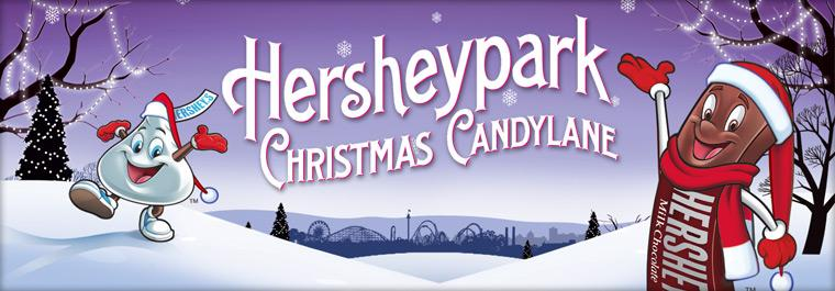 hersheypark christmas candylane trip tickets in elkton md united states