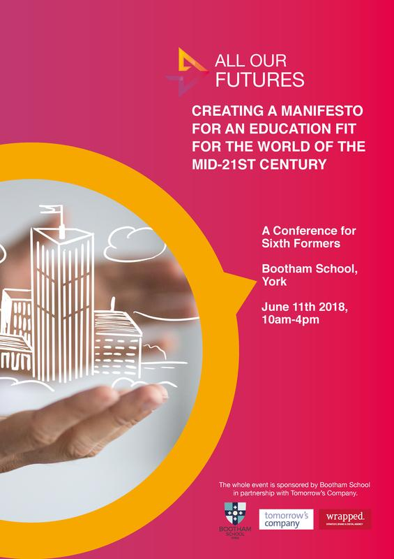 Manifesto for an Education for All our Futures
