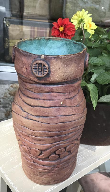 Pottery Class- Coiled Vase Workshop with Bobbie