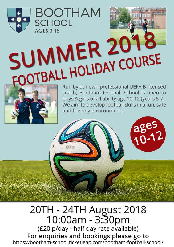 Bootham Football School