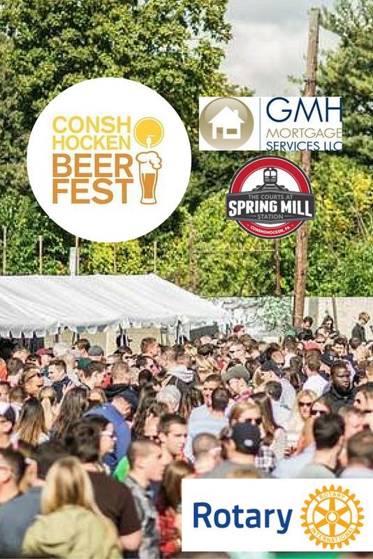 2016 Conshohocken Beer Fest