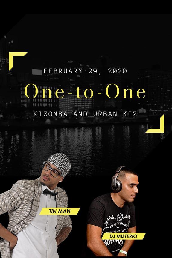 One-to-One: Kizomba and Urban Kiz