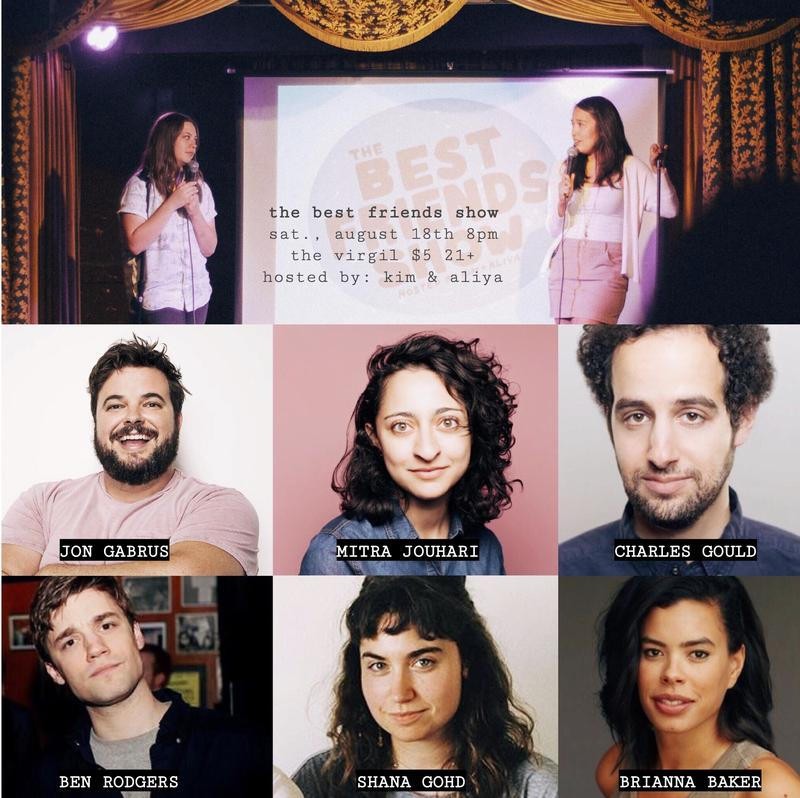 The Best Friends Show 8/18