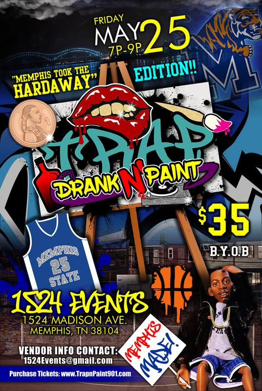 Hardaway Paint Party