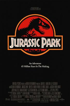 JURRASSIC PARK AND JAWS