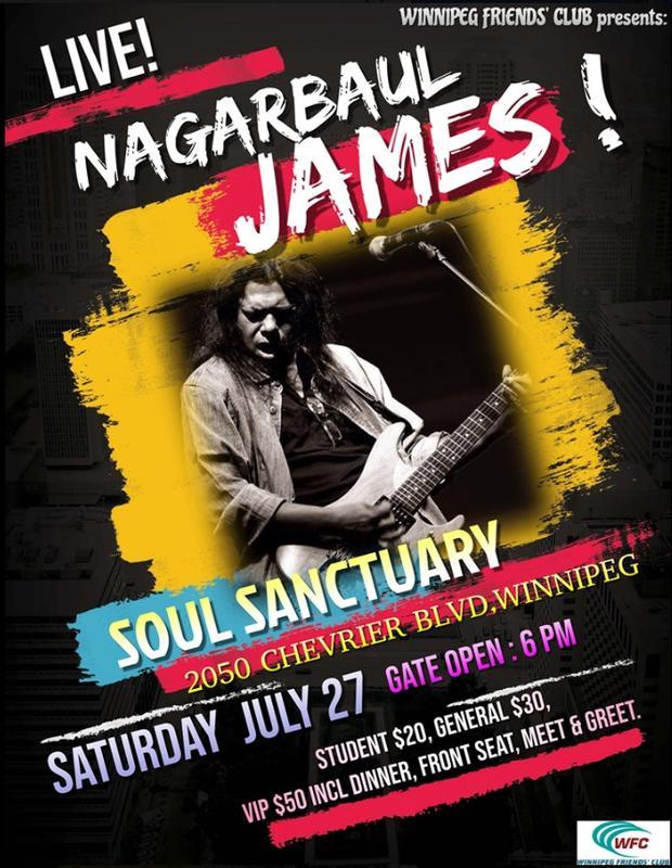 Nagarbaul Winnipeg Live Show