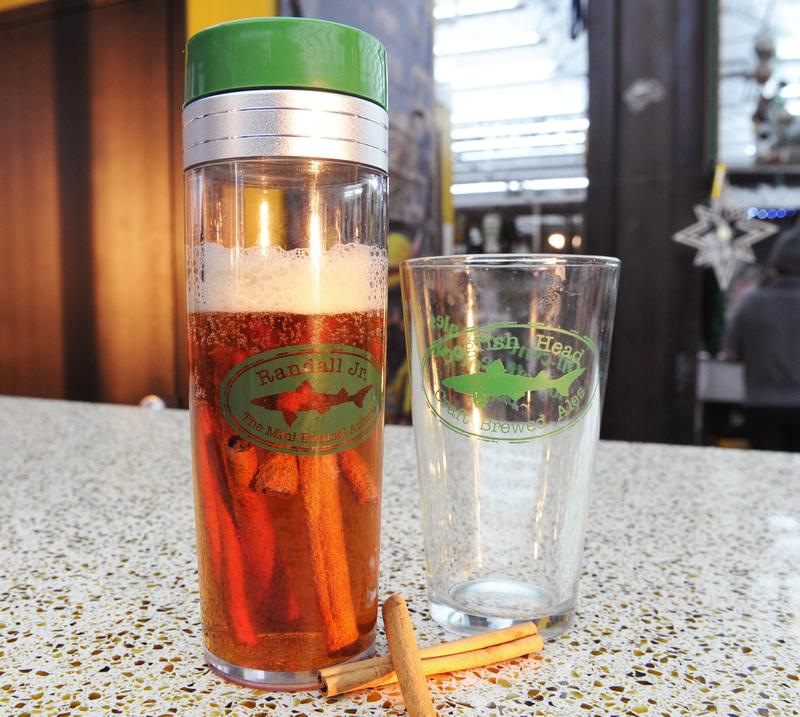 Dogfish Head Randall Jr. Exploration of Flavor Tour - February 2019