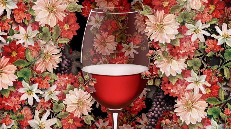 Rooms in Bloom: POUR les Fleurs - wine & spirits soirée