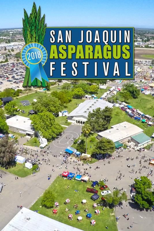 2018 San Joaquin Asparagus Festival