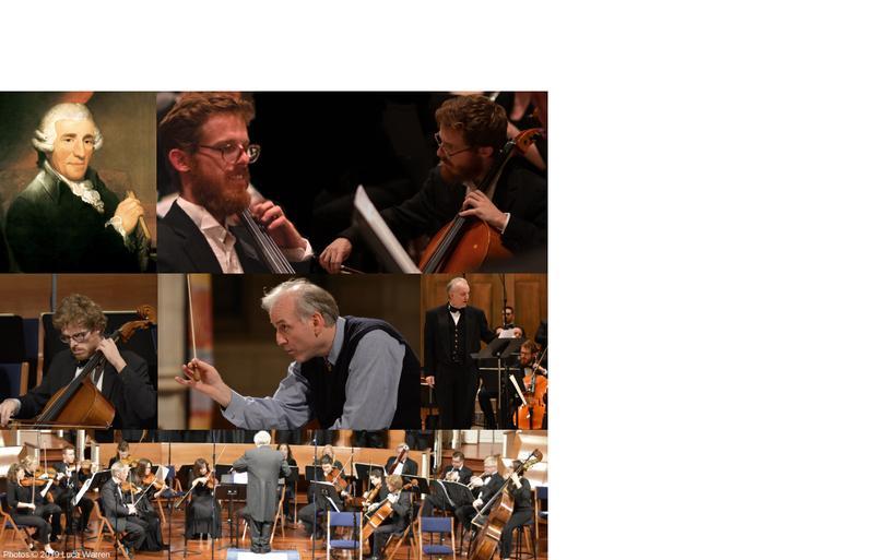 2020 April 24 Haydn Cello Concerto Chicago