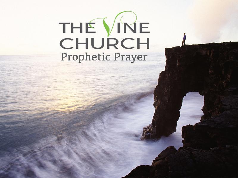 PROPHETIC ENCOURAGEMENT ROOM 8