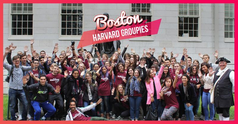 Harvard Groupies  – Boston
