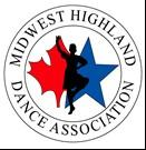MWHDA WINTER 2018 HIGHLAND DANCE COMPETITION AND WORKSHOP