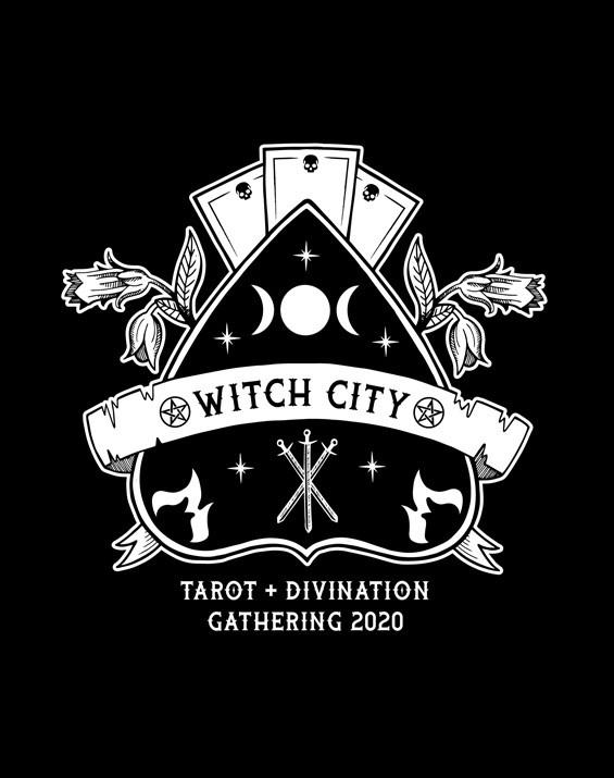 Witch City Tarot + Divination Gathering