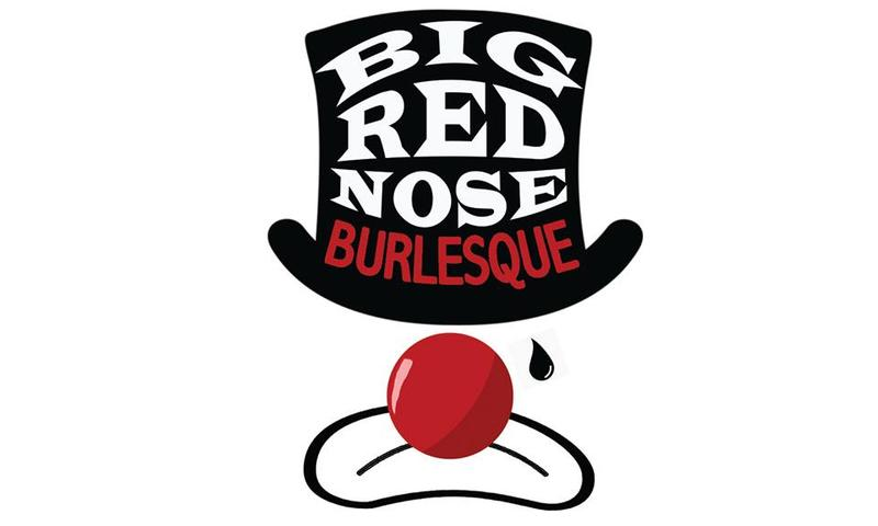 Big Red Nose Holiday BRRRlesque at Blasé Café!