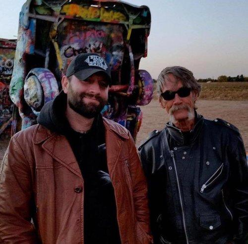 Billy Don Burns and Josh Morningstar