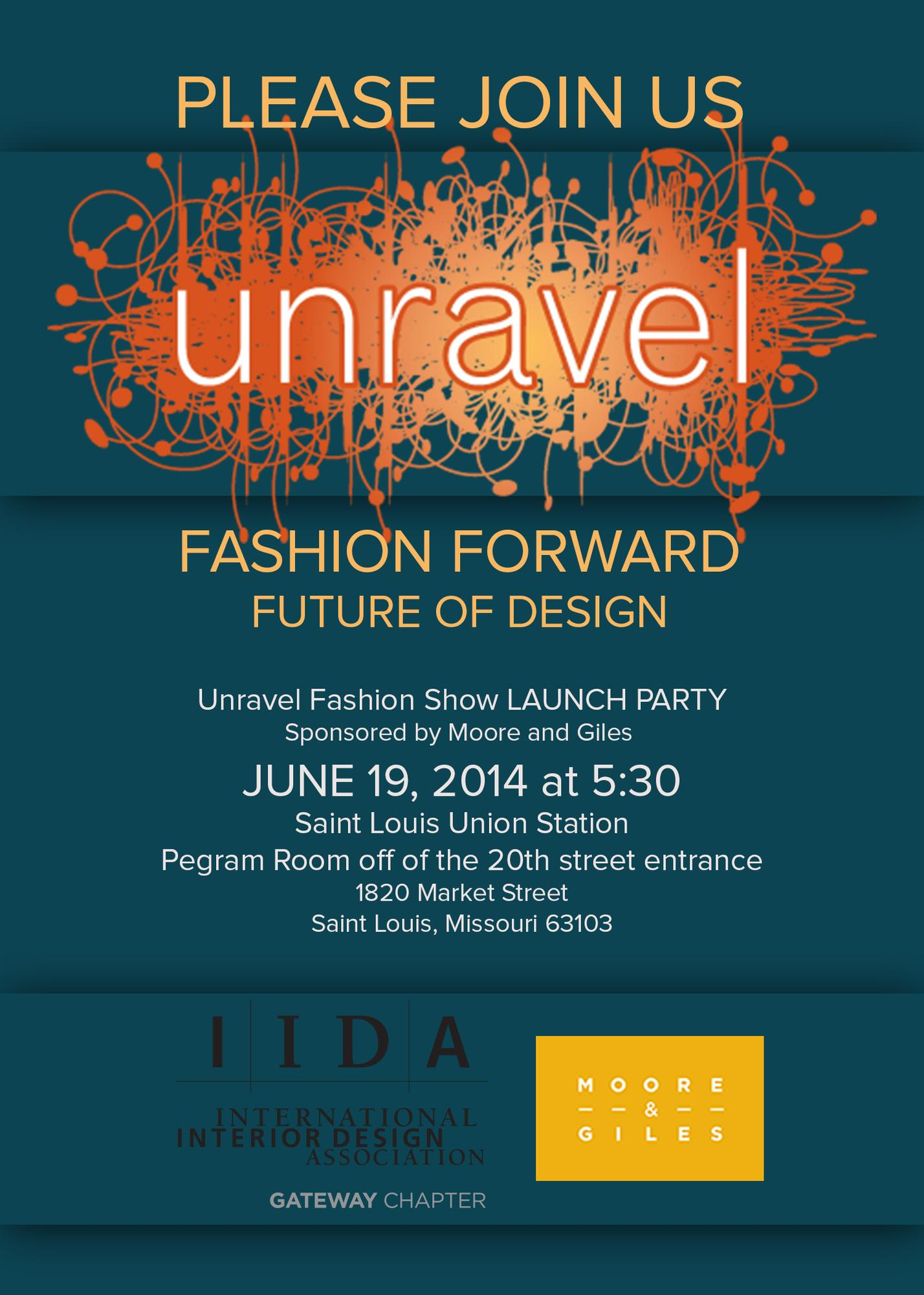 iida gateway unravel launch partyinvitation only tickets in, party invitations